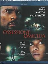 Ossessione omicida (2014) Blu Ray