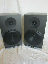 """Acoustic Research 122 Black Speakers """"Pair"""""""