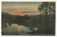 Ausable River Valley, AUSABLE FORKS / KEENE NY Vintage Adirondacks Postcard