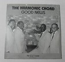 THE HARMONIC CHORD Good News LP Back To Basics Rec US M SEALED RARE GOSPEL 5G