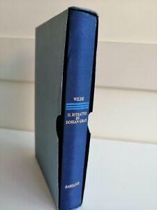 Oscar Wilde - Il ritratto di Dorian Gray - Garzanti 1989 1° edizione