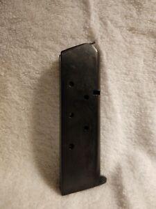 Original Vintage Colt 45 Clip Rare Find