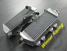 aluminum alloy radiator Yamaha YZ250 1996-2001 high performance 40mm 2-stroke