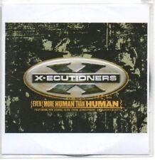 (AI66) X-Ecutioners, More Human Than Human - DJ CD