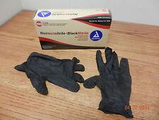 Nitrile Exam Gloves Black Dynarex # 2524 Size XL NEW 100pcs