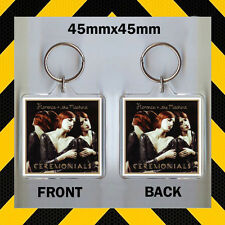 FLORENCE AND THE MACHINE - CEREMONIALS - CD COVER KEYRING