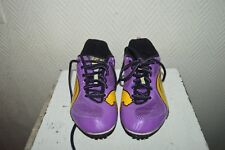 CHAUSSURE ATHLESTISME POINTE PUMA TFX TAILLE 37 SHOES/ZAPATOS/SCARPE  uk 4