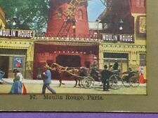 Moulin Rouge Paris # 97 Color