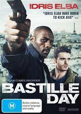 Bastille Day (DVD, 2016) BRAND NEW & SEALED DVD