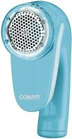 Fabric Defuzzer - Shaver Battery Operated Blue