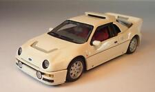 MINICHAMPS PMA 1/43 Ford RS 200 1986 Blanc #1698