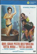 Quel gran pezzi dell'Ubalda, tutta nuda, tutta calda (1975) DVD