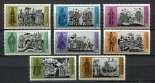 33553) BULGARIA 1973 MNH** Bulgarian History 8v