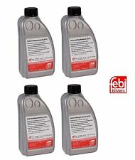 Set of 4 Automatic Transmission Fluid Equivalent to Esso LT71141 & ATF1