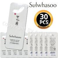 Sulwhasoo Everefine Lifting Ampoule Serum 1ml x 30pcs (30ml) Goa Ampoule Newist