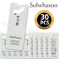 Sulwhasoo Everefine Lifting Ampoule Serum 1ml x 30pcs (30ml) Goa Ampoule Renewal