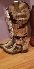 Old Gringo Mayra Snow White 9 New Never Worn Cowboy Cowgirl Boots