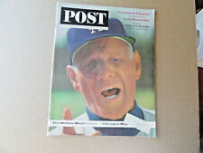 Saturday Evening Post Magazine May 11 1963 Complete