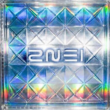 2NE1-[I Don't Care]1st Mini Album CD+Photo Booklet K-POP Sealed Fire Lollipop
