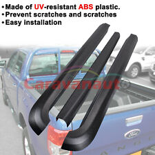 3 PCS RAIL GUARD CAP PROTECTOR COVER FOR FORD RANGER 2012-2019---Full protection