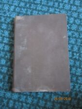 The Bennett College Sanitation vol 1. Vintage Book. uphill Lincoln
