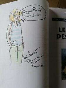 """Dédicace Pierre GLESSER """"LE TEMPS DES COLOS"""""""