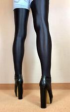 High Heels Stiefel Stiefelette Damen Männer Booties EU42 UK8 US11 15cm Absatz