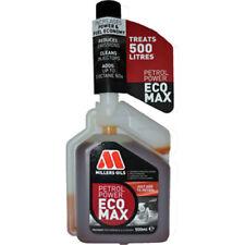 MILLERS Oils Petrol Power ECOMAX Fuel Treatment Additive 500ml