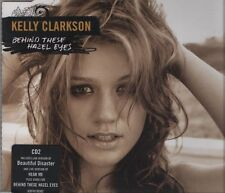 KELLY CLARKSON Behind these hazel eyes 3 TRACK CD NEW - NOT SEALED