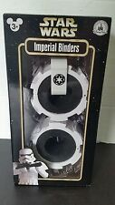Star Wars Cosplay Imperial Binders And Belt Clip Cuffs Disney Parks New!