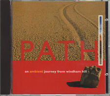 """COMPILATION """" PATH AN AMBIENT JOURNEY FROM WINDHAM HILL"""" CD NUOVO BMG 1995"""