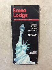 1986 Econo Lodge Directory