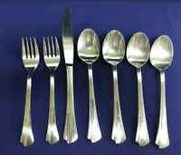 Reed & Barton EAST HAMPTON Mixed Lot Spoons Forks Knife Stainless Flatware