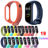 Multi Wrist Strap Silicone Bracelet Replacement Wristband For Xiaomi Mi Band 4
