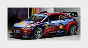 Hyundai I20 Coupe Wrc #11 Winner Rally Catalunya 2019 Neuville Ixo 1:24 24RAL002