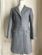 Cappotto lana grigio Max&Co wool grey coat IT44 EU40 UK12