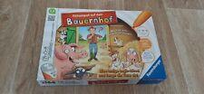 Ravensburger Tiptoi Spiel 00830 Rätselspaß Auf Dem Bauernhof - Lernspiel Ab 3