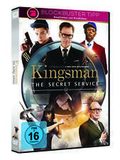 Kingsman - The Secret Service (Teil 1) [Colin Firth, Samuel L. Jackson] DVD NEU