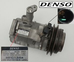 Mitsubishi Shogun 2000-2006 3.2Di-D Air Con A/C Pump Compressor 447220-3993