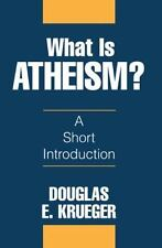 What Is Atheism?: A Short Introduction-ExLibrary