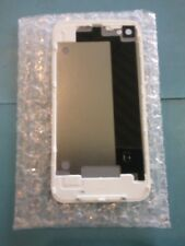 Replacement Rear Glass Back Cover with Frame For iPhone 4G A1332 Black USA