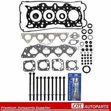 REF# HS9698P B18A1 B18B1 90-01 Acura Integra 1.8L MLS Head Gasket Set Bolts Kit