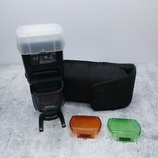 Nikon Sb-5000 Af Speedlight Flash with Carry Case + Accessories, Great Condition