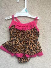 cf48be0b414d8 NWT- Baby Girl Bathing Suit- 3-6M Leopard Print Swimsuit- Koala Kids