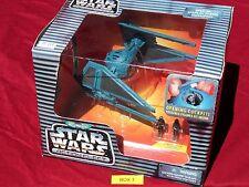 Star Wars Action Fleet IMPERIAL TIE INTERCEPTOR Galoob Micro Machines 1995 Lucas