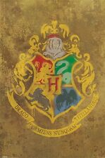Poster HARRY POTTER - Hogwarths Crest / Wappen ca60x90cm NEU 58087