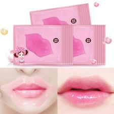 5x Lips Treatment Crystal Collagen Lip Plumping Anti Wrinkle Moisturizing Mask