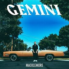 MACKLEMORE CD - GEMINI [EXPLICIT](2017) - NEW UNOPENED - RAP