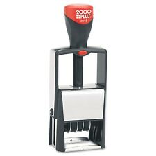 2000 Plus Self-Inking Heavy Duty Stamps - 011200