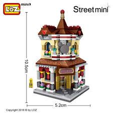 Loz Mini Blocks Diy Kids Adult Building Toys Street Shopping Mall Store View